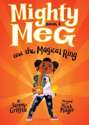 Mighty Meg 1: Mighty Meg and the Magical Ring Cover Image