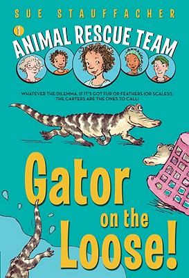 Gator on the Loose! Cover