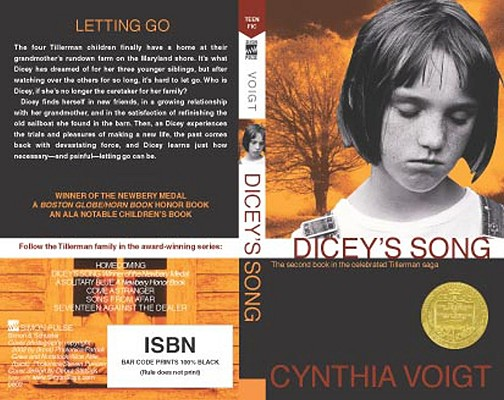 Dicey's Song (The Tillerman Cycle) Cover Image