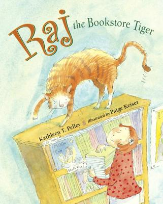 Raj the Bookstore Tiger Cover Image