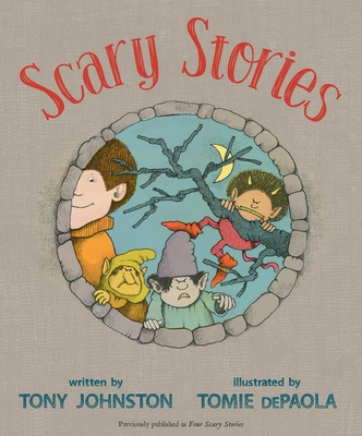 Scary Stories Cover Image