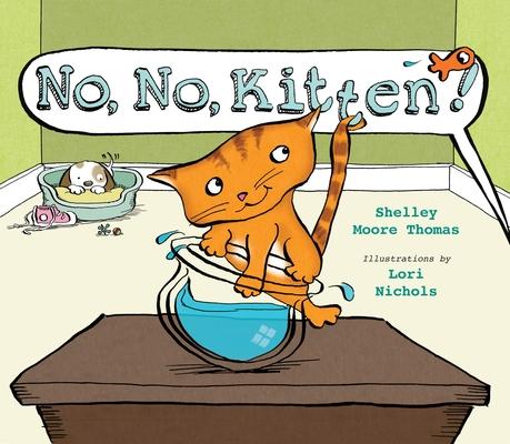 No, No, Kitten! Cover