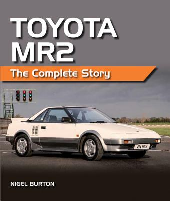 Toyota MR2: The Complete Story Cover Image