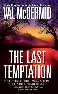 The Last Temptation Cover