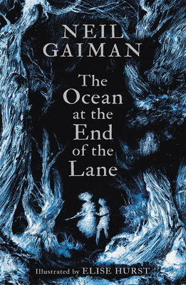 The Ocean at the End of the Lane (Illustrated Edition) Cover Image