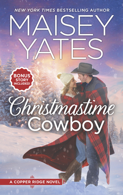 Christmastime Cowboy: A Small-Town Romance (Copper Ridge) Cover Image