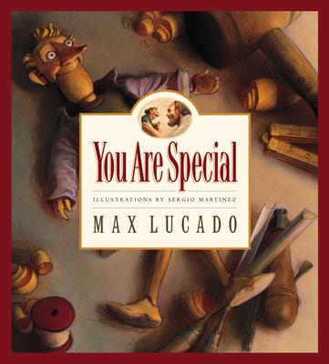 You Are Special, 1 (Max Lucado's Wemmicks #1) Cover Image
