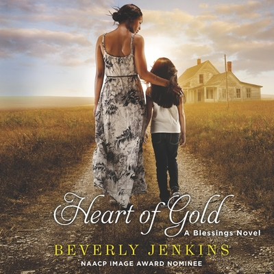 Heart of Gold: A Blessings Novel Cover Image