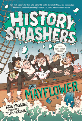 History Smashers: The Mayflower Cover Image