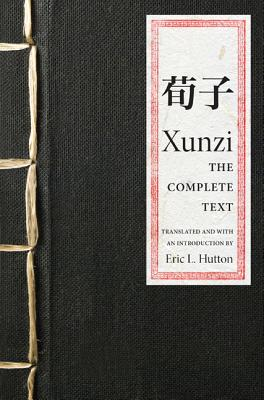 Xunzi: The Complete Text Cover Image