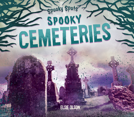 Spooky Cemeteries Cover Image