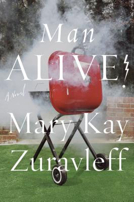 Man Alive! Cover