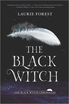 The Black Witch: An Epic Fantasy Novel (Black Witch Chronicles #1) Cover Image