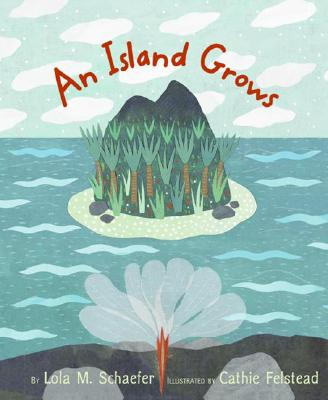 Cover for An Island Grows