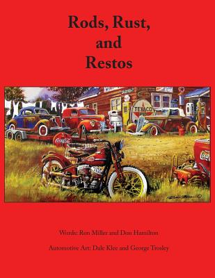 Rods, Rust and Restos Cover Image
