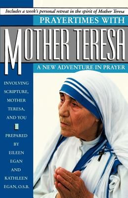 Prayertimes with Mother Teresa Cover