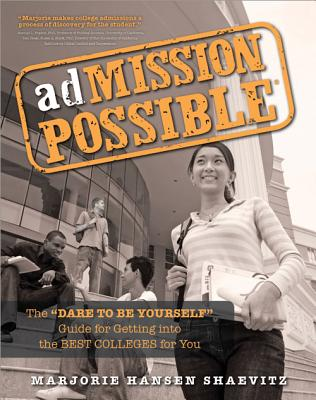 Admission Possible Cover