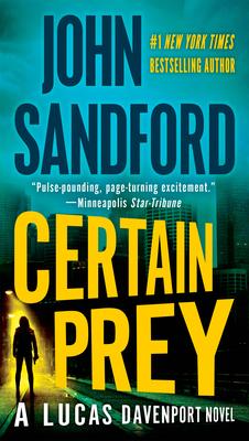 Certain Prey (A Prey Novel #10) Cover Image