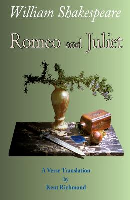 Romeo and Juliet: A Verse Translation (Enjoy Shakespeare) Cover Image