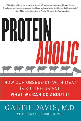 Proteinaholic Cover