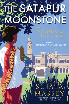 The Satapur Moonstone (A Perveen Mistry Novel) Cover Image