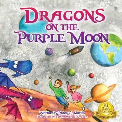 Dragons on the Purple Moon Cover Image