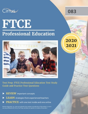 FTCE Professional Education Test Prep: FTCE Professional Education Test Study Guide and Practice Test Questions Cover Image