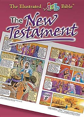 The New Testament: The Illustrated International Children's Bible Cover Image