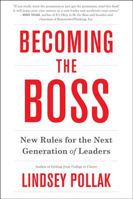 Cover for Becoming the Boss