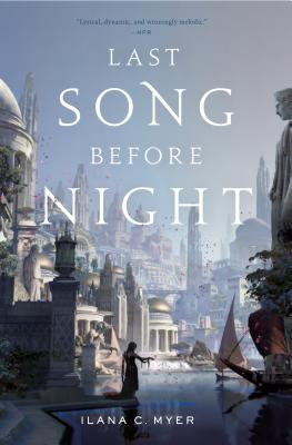 Cover for Last Song Before Night
