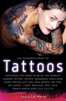 The Mammoth Book of Tattoos book cover