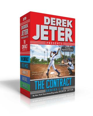 The Contract Series Books 1-5: The Contract; Hit & Miss; Change Up; Fair Ball; Curveball (Jeter Publishing) Cover Image