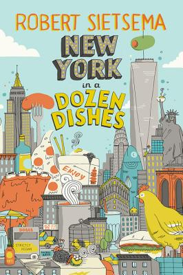 Cover for New York in a Dozen Dishes