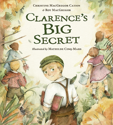 Clarence's Big Secret Cover Image
