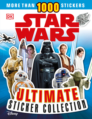 Ultimate Sticker Collection: Star Wars Cover Image