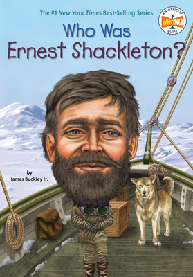 Who Was Ernest Shackleton? (Who Was?) Cover Image