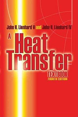 A Heat Transfer Textbook (Dover Books on Engineering) Cover Image