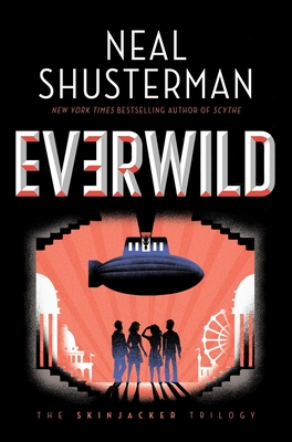 Everwild (The Skinjacker Trilogy #2) Cover Image
