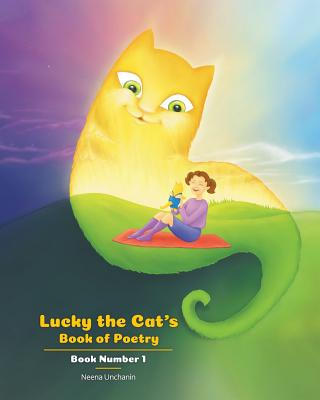Lucky the Cat's Book of Poetry: Book Number 1 Cover Image