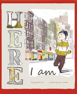 Here I Am Cover Image