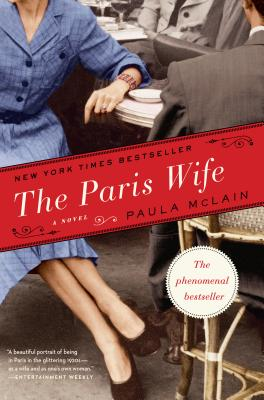 The Paris Wife: A Novel Cover Image