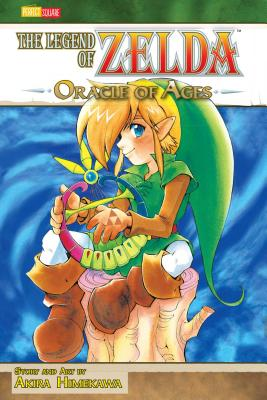 The Legend of Zelda, Vol. 5: Oracle of Ages Cover Image
