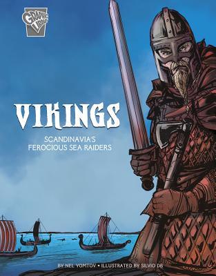 Vikings: Scandinavia's Ferocious Sea Raiders Cover Image