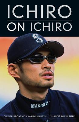 Ichiro on Ichiro Cover