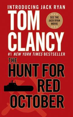 The Hunt for Red October (Jack Ryan Novel) Cover Image