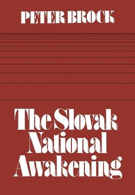 Cover for The Slovak National Awakening