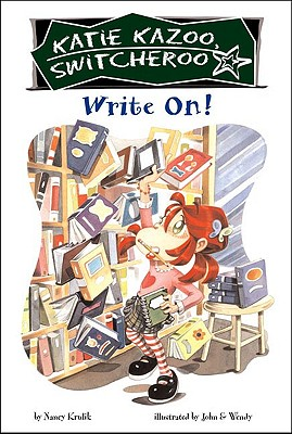 Write On! Cover Image