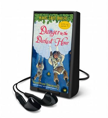 Magic Tree House Super Edition #1: Danger in the Darkest Hour Cover Image