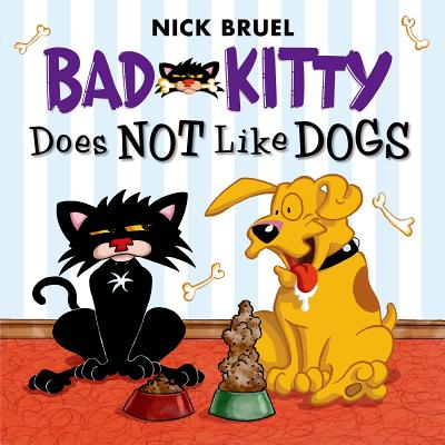 Bad Kitty Does Not Like Dogs Cover Image