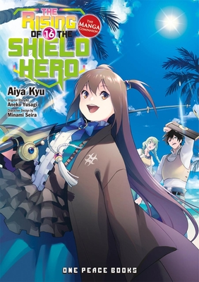 Cover for The Rising of the Shield Hero Volume 16
